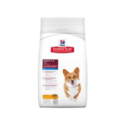 Science Plan Chien ADULT MINI FORME POULET Sac 2.5 kg