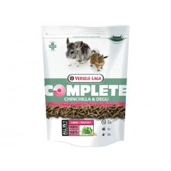 Aliment Chinchilla Octodon COMPLETE Sac 1.75 kg