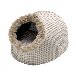 Niche IGLOO CARREAUX BEIGE Chat