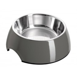 Gamelle gris anthracite T.1 Chien