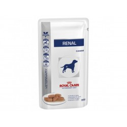 Veterinary diet Chien RENAL BT 10 sachet de 150 g