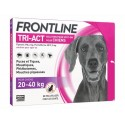 Solution TRI-ACT L Grand Chien 3 pip. - Frontline