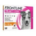 Solution TRI-ACT S Petit Chien 6 pip. - Frontline