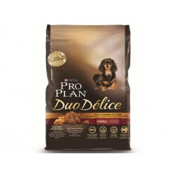 Croquettes DUO DELICE ADULT SMALL POULET Chien Sac 2.5 kg - Pro Plan