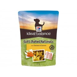 Friandises TREATS POULET-CAROTTES Chien - Ideal Balance