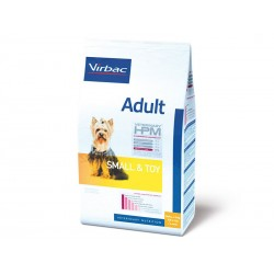 Croquettes ADULT SMALL & TOY Sac 3 kg Chien - VIRBAC Veterinary HPM
