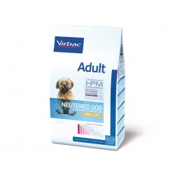 Croquettes ADULT NEUTERED SMALL & TOY Sac 3 kg Chien - VIRBAC Veterinary HPM