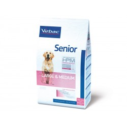Croquettes SENIOR MEDIUM & LARGE Chien Sac 3 kg - Veterinary HPM