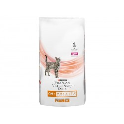 Croquettes OM OBESITY MANAGEMENT Sac 5 kg Chat - PURINA Proplan Veterinary Diets