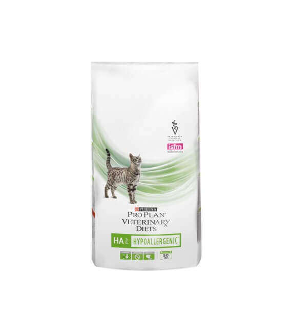 Croquettes HA HYPOALLERGENIC Chat Sac 3.5 kg - Pro Plan Veterinary Diets