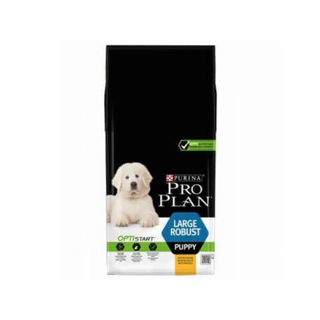 Proplan OPTISTART Chien Puppy Large Robust POULET Sac 12 kg