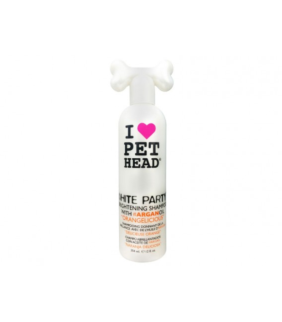 Shampooing WHITE PARTY Chien - Pet Head