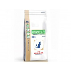 Croquettes URINARY S/O MODERATE CALORIE Chat Sac 7 kg - Veterinary Diet