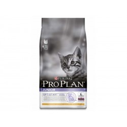 Croquettes JUNIOR POULET-RIZ Sac 400 g Chat - PURINA Proplan