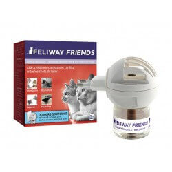 Diffuseur + Recharge FELIWAY FRIENDS Flacon 48 ml Chats - CEVA