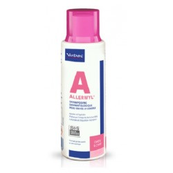 """Shampooing ALLERMYL """"NF"""" Chien Chat Flacon 200 ml"""