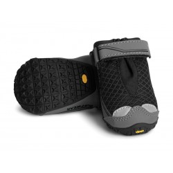 Bottines Chien BOOTS PROTECTION GRIP TREX NOIR 70 mm X 4