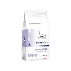 Croquettes SENIOR Chat Sac 2 kg - Tonivet