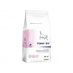 Croquettes ADULT SAUMON Chat Sac 2 kg - Tonivet