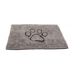 Tapis DIRTY DOG GRIS T.3 Chien