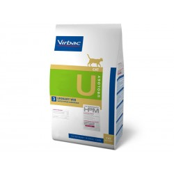 Croquettes UROLOGY URINARY WIB Chat Sac 3 kg - Veterinary HPM
