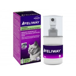Spray Chat FELIWAY VOYAGE Flacon 20 ml