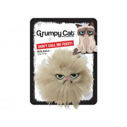 Peluche Chat BALLE GRUMPY CAT 5 cm
