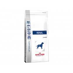 Croquettes RENAL Sac 2 kg Chien - ROYAL CANIN Veterinary Diet
