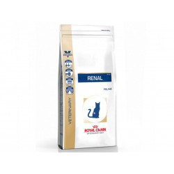 Croquettes RENAL Sac 2 kg Chat - ROYAL CANIN Veterinary Diet