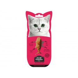 Friandise THON & POISSON FUME Chat Sachet 30 g - My little Friandise