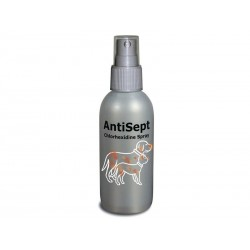 Solution ANTISEPT Chien et Chat 100 ml