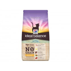 Ideal Balance Chat KITTEN POULET-POMME DE TERRE SANS CEREALES Sac 1.5 kg