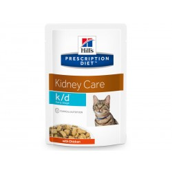 Pâtée K/D EARLY STAGE POULET Chat 12x85g - Prescription Diet