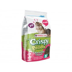 Aliment Chinchilla CRISPY PELLETS Boîte 1 kg