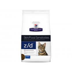 Croquettes Z/D ALLERGY Chat Sac 2 kg - Prescription Diet