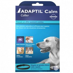 Collier anti-stress ADAPTIL CALM T.M/L Chien - CEVA