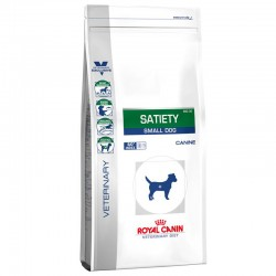 Croquettes SATIETY SMALL Chien Sac 3 kg - Veterinary Diet