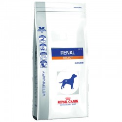 Croquettes RENAL SELECT Chien Sac 2 kg - Veterinary Diet