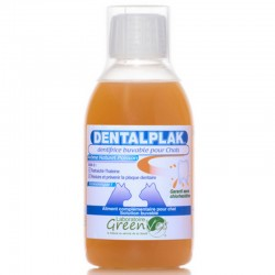 Dentifrice liquide Chat DENTALPLAK POISSON Flacon 250 ml