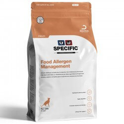 Croquettes FDD-HY FOOD ALLERGY Chat Sac 2 kg - Specific