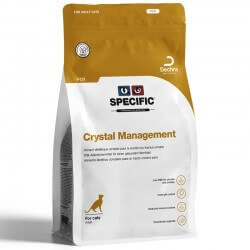 Croquettes FCD CRYSTAL MANAGEMENT Chat Sac 2 kg - Specific