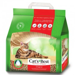 Litière Chat CATS BEST ORIGINAL Sac 5 l