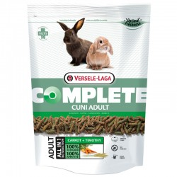 Aliment Lapin CUNI ADULT COMPLETE Sac 8 kg