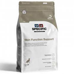 Croquettes FOD SKIN FUNCTION SUPPORT Sac 2 kg Chat - DECHRA Specific