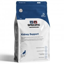 Croquettes FKD KIDNEY SUPPORT Chat Sac 2 kg - Specific