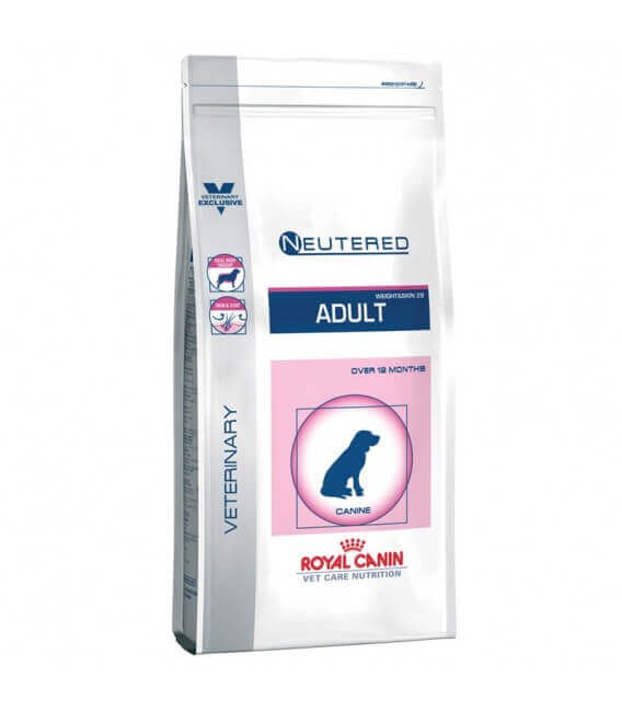Croquettes NEUTERED ADULT MEDIUM Sac 1 kg Chien - ROYAL CANIN Veterinary Care Nutrition