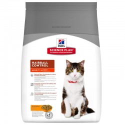 Science Plan Chat ADULT HAIRBALL CONTROL Sac 1.5 kg