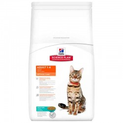 Croquettes ADULT OPTIMAL CARE THON Chat Sac 2 kg - Science Plan