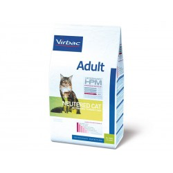Croquettes ADULT NEUTERED Chat Sac 7 kg - Veterinary HPM