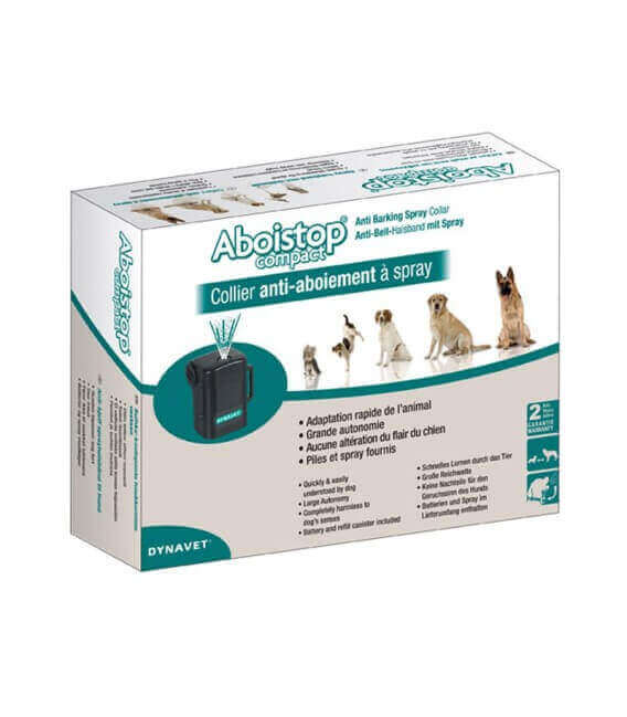 Collier ABOISTOP COMPACT 80 G Chien